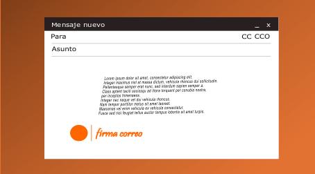 Firma de correo con HTML y CSS blog gomez-ste